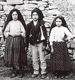 Three Shepherd Children