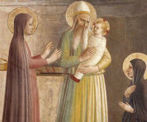 1st Sorrow of Our Lady - The Prophecy of Simeon