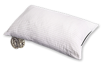 Pillow with Miraculous Medal underneath