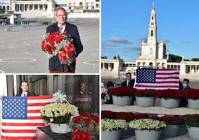 Roses in Fatima - October 2020