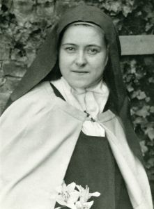 St Therese of the Child Jesus-23 years old-Novena Day 8