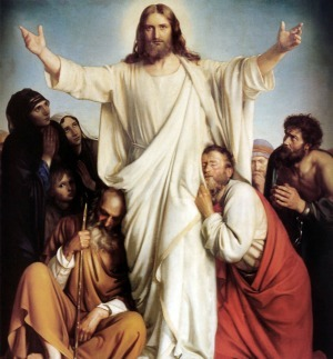 Jesus the Consoler