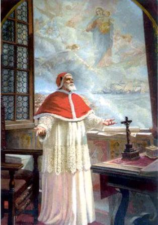 St Pius V