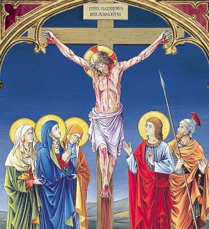 5th Sorrow of Our Lady - The Crucifixion
