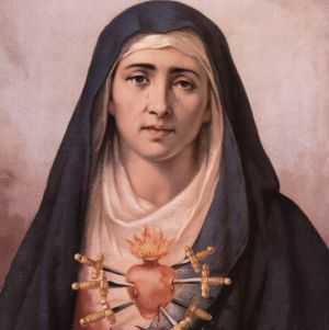 8th Day of Novena to Our Lady of Sorrows-Exaltation of the Holy Cross
