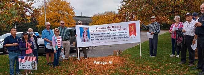 Portage MI Rally