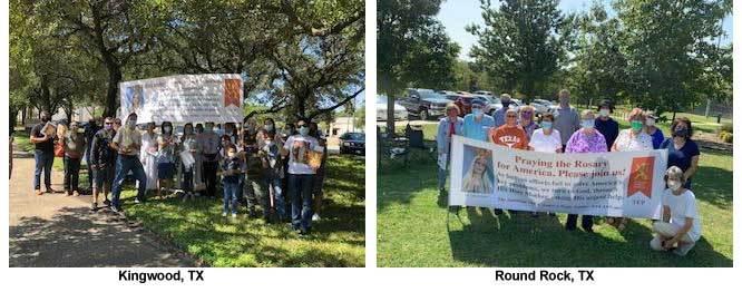 Texas Rallies