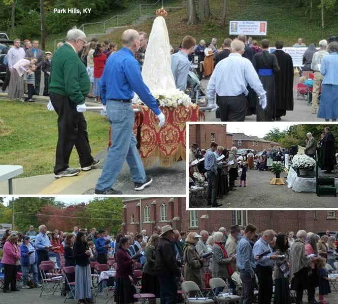 Park Hills KY Rally