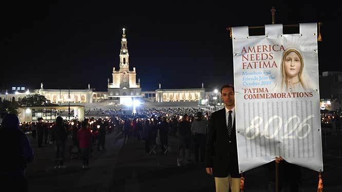 Fatima Candlelight Procession - October 2020