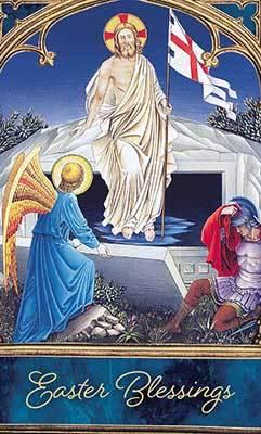 Easter Card - Resurrection