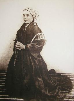 Image: Saint Bernadette Soubirous
