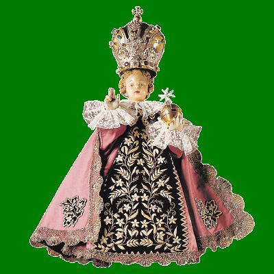 Divine Infant Jesus of Prague Statue