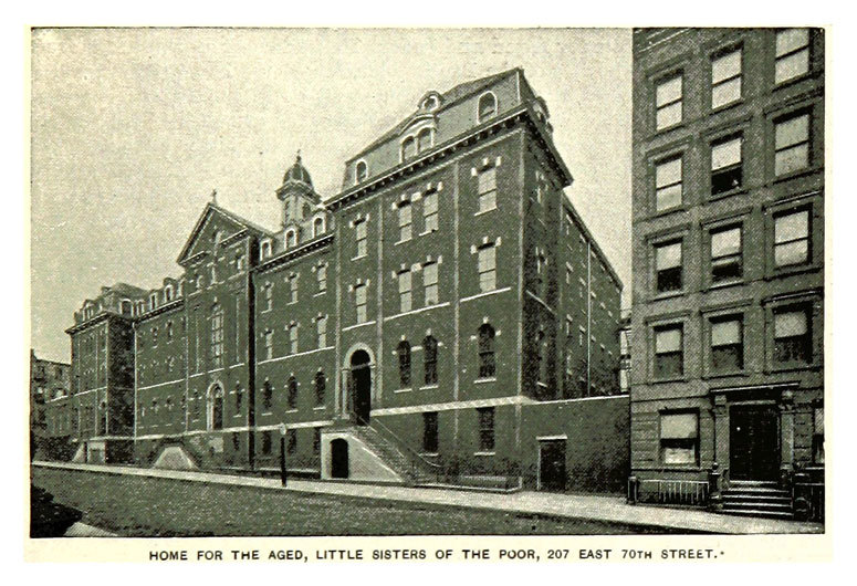 Home for the Aged, Little Sisters of the Poor NYC