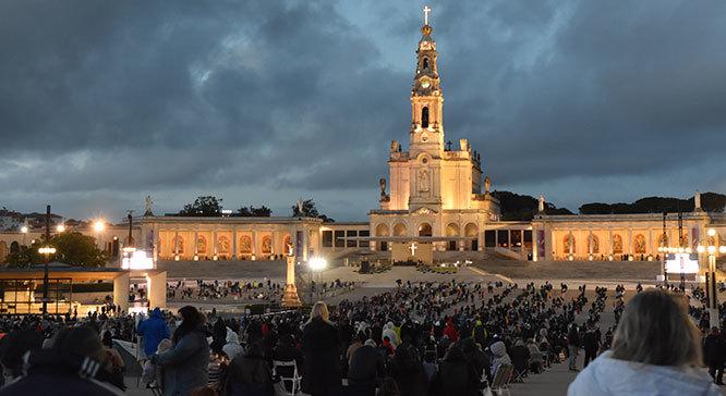 Fatima Candlelight Celebrations - May 2021