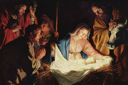 Image: Nativity of Our Lord Jesus Christ