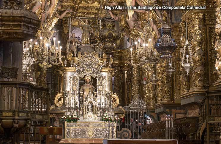 High Altar in the Cathedral