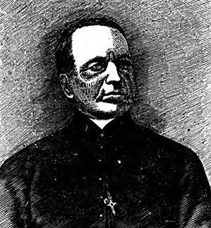 Image: Rev. P. Pernin, Missionary Priest