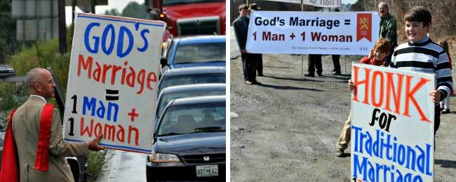 2014 Rosary Rallies in Defense of Traditional Marriage