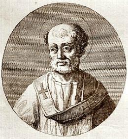 St. Alexander of Alexandria