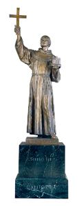 Statue of Juniper Serra