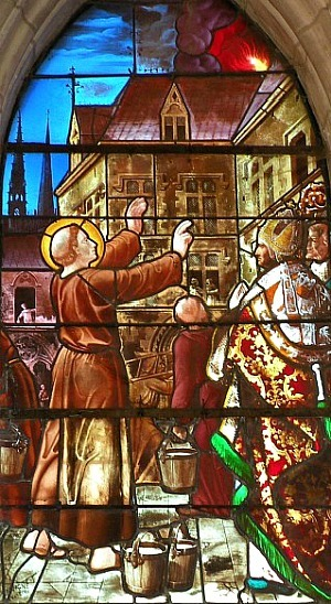Image: St. Leobinus of Chartres