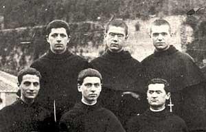 Image: St. Maximilian Kolbe's Franciscan Brothers