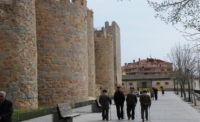 Avila, Spain today