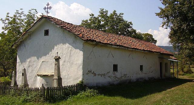 Church of Saint Theodore of Amasea, Sovolyano.