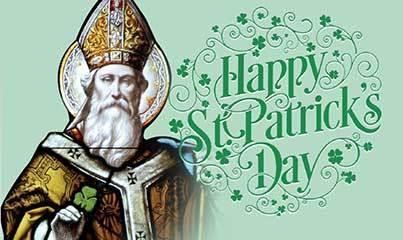 St Patrick's Day Card - Card 2 - St Patrick