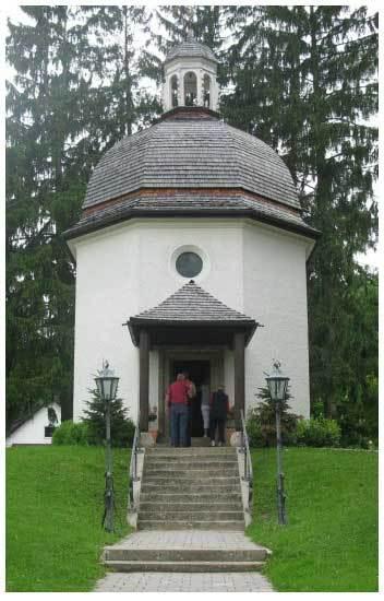Silent Night Memorial Chapel, Oberndorf, Austria