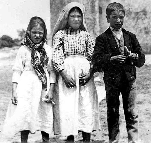 Three Fatima Children