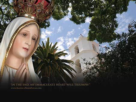 ANF - Immaculate Heart Triump