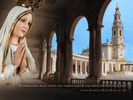 ANF - Our Lady Immaculate Heart