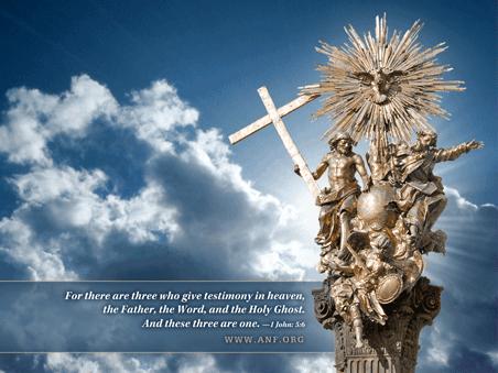 ANF - Holy Trinity Image