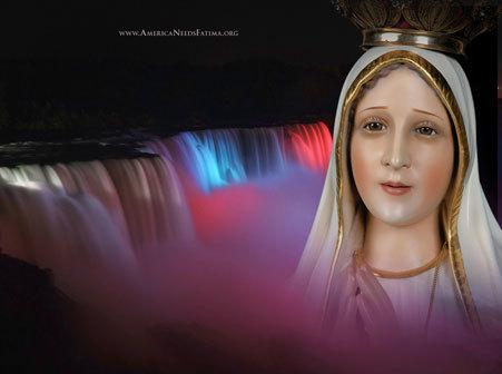 ANF - Our Lady at Niagara Falls
