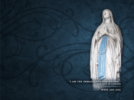 ANF - Our Lady of Lourdes