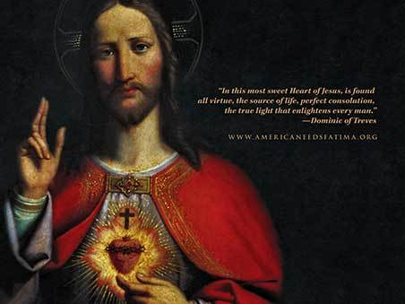 ANF - Sacred Heart 1