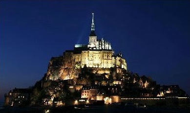 Image: Mont Saint Michel