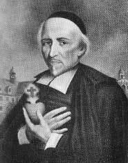 Painting of Saint John Eudes