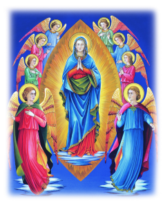 The Assumption of Our Lady into Heaven-Novena Day 2