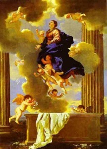 The Assumption of Our Lady into Heaven-Novena Day 4