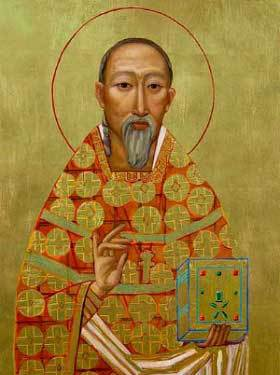 Saint Augustine Zhao Rong