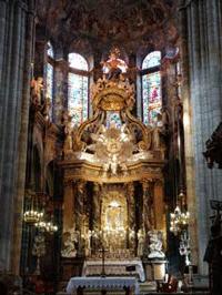 Cathedral of Santa Maria in Lugo