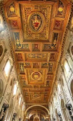 Image: Basilica of Saint John Lateran in Rome