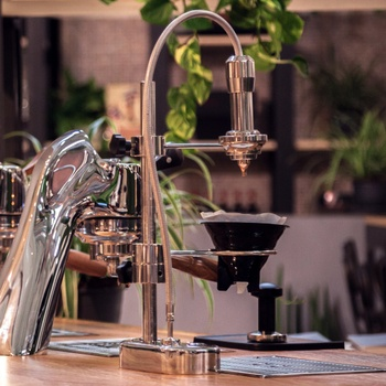 pour over tap