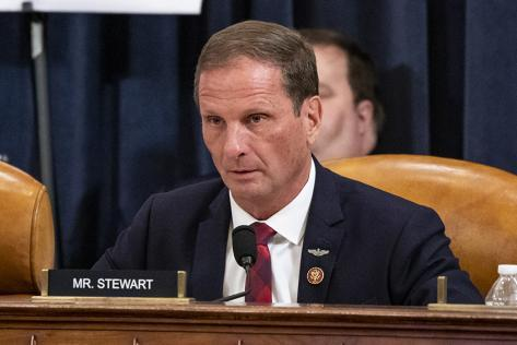 U.S. Rep. Chris Stewart