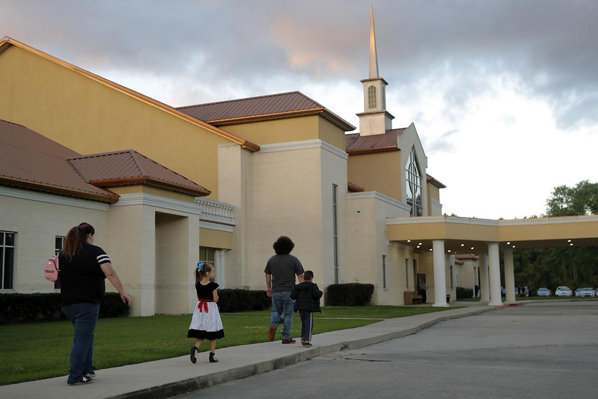 Life Tabernacle Church in Central, La.