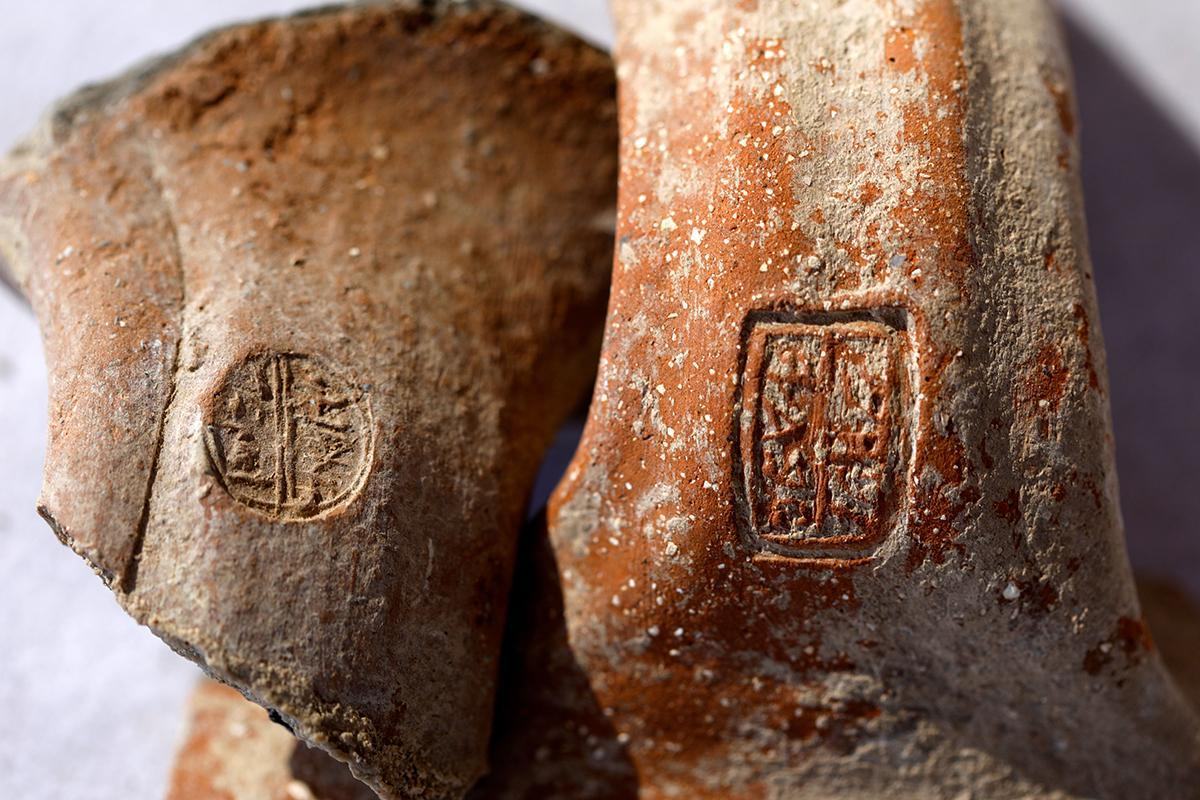 Seal impressions in Jerusalem dating to the Kingdom of Judah 2,700 years ago