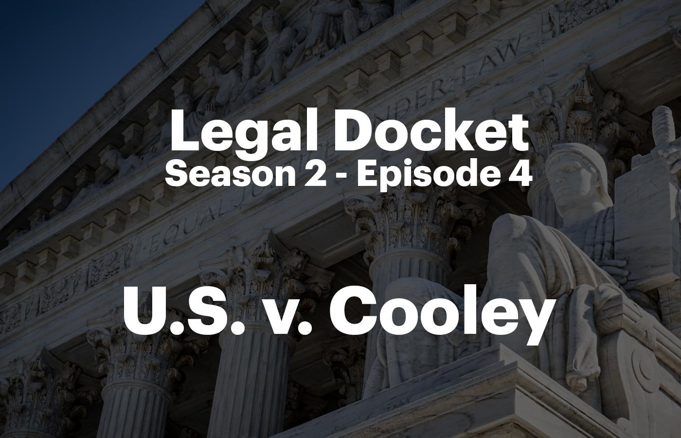 Legal Docket S2 E4