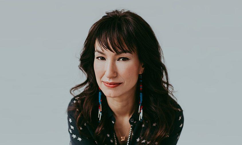 Profile Marie Mutsuki Mockett